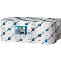 Tork 473242 Reflex Centrefeed Wiping Paper Plus - 6 Rolls of 857 S...