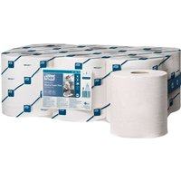 Tork 473472 Reflex Centrefeed Wiping Paper Plus - 6 Rolls of 450 S...