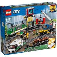 'Lego City 60198 Cargo Train