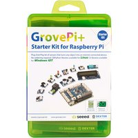'Seeed 110060161 Grovepi+ Starter Kit For Raspberry Pi B+, 2, & 3