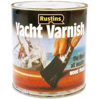 Rustins YACV5000 Yacht Varnish Gloss 5 Litre
