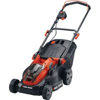 Black+Decker CLM3820L2 Cordless Lawnmower 2 x 36V 2.0Ah Li-Ion