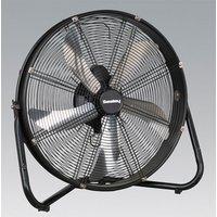 Sealey HVF20 Industrial High Velocity Floor Fan 20