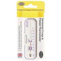'Brannan Horizontal Fridge/freezer Thermometer