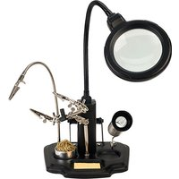 Anvil AV-HHLMP LED Magnifying Lamp With Helping Hands