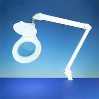 Lightcraft LC8066LED LED Magnifier Lamp (60 LEDs; 9W)
