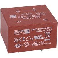 Myrra 47205 7.5W 24V AC-DC Power Supply Single Output