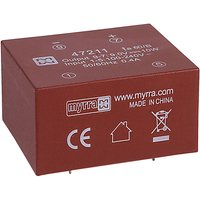 Myrra 47211 10W 9V AC-DC Power Supply Single Output