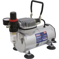 Sealey AB900 Mini Air Brush Compressor