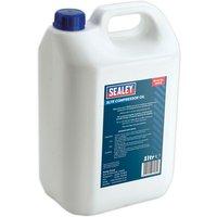 Sealey CPO/5 Compressor Oil 5ltr
