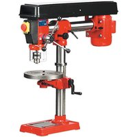 Sealey GDM790BR Radial Pillar Drill Bench 5-speed 790mm Height 550...