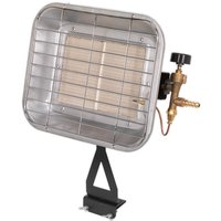 'Sealey Lp13 Space Warmer® Propane Heater 10,250-15,354btu/hr Bottl...
