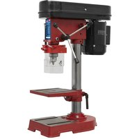 Sealey SDM30 Pillar Drill 5-Speed Hobby Model 583mm Height 330W/230V