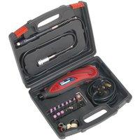 Sealey E540 Multi-purpose Rotary Tool and Engraver Set 40pc 230V