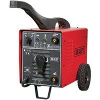 Sealey 250XTD Arc Welder 250Amp with Accessory Kit