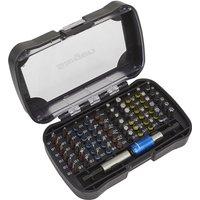 Siegen S01037 Power Tool Bit Set 62pc Colour-Coded S2