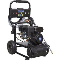 Sealey PWM2500SP Pressure Washer 220bar 600L/hr Self Priming 6.5hp...
