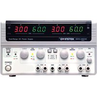 GW Instek SPD-3606 375W Dual Range DC Power Supply
