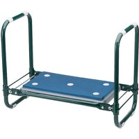 Draper 64970 Folding Metal Framed Gardening Seat OR Kneeler