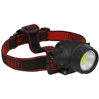 Sealey HT101 Head Torch 3W COB LED