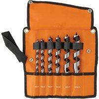 Bahco 9526 Combination Wood Auger Bit Set, 6 Piece 10-25mm