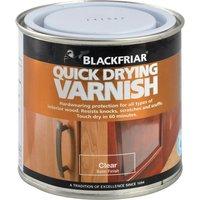 Blackfriar BF0270002E1 Quick Drying Duratough Interior Varnish Cle...