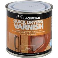 Blackfriar BF0270003E1 Quick Drying Duratough Interior Varnish Cle...