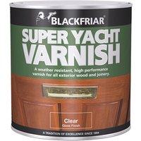 Blackfriar BF0060001F1 Super Yacht Varnish 250ml