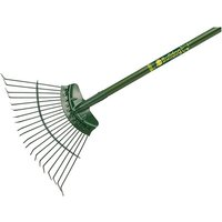 Bulldog 7105775480 Evergreen Lawn Rake 48in Aluminium Shaft