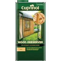 Cuprinol 5330418 Wood Preserver Clear 5 litre