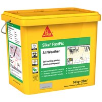 Everbuild SKFFIXGY14 Sika® FastFix All Weather Grey 14kg
