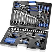 Expert E034806 Multi-Tool Set of 124 Metric 1/4 andamp; 1/2in Drive