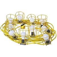 Faithfull Power Plus HL-03ES-22-LED Festoon Lights Low Energy 10 L...