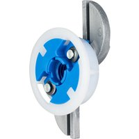 Gripit GP254 Blue Plasterboard Fixings 25mm (Pack 4)