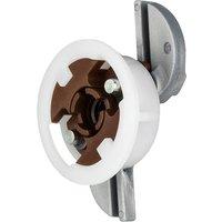 Gripit GP204 Brown Plasterboard Fixings 20mm (Pack 4)