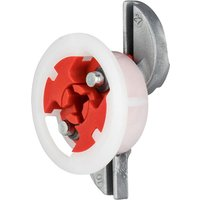 Gripit GP184 Red Plasterboard Fixings 18mm (Pack 4)