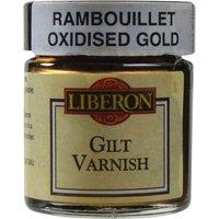 Liberon 014882 Gilt Varnish Rambouillet 30ml