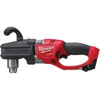 Milwaukee 4933447730 M18 CRAD-0 FUEL™ Right Angle Drill 18V Bare Unit