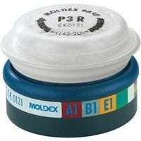 Moldex 9430 EasyLock® ABEK1P3 R D Pre-assembled Filter (Wrap of 2)