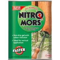 Nitromors 1985781 All Purpose Paint andamp; Varnish Remover 2 litre