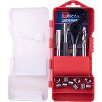Recoil 35048 Metric Thread Repair Kit Coarse M4.0 - 0.70 Pitch 15 ...