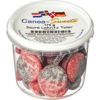 Canea-Sweets Saure Lakritz Taler