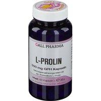 GALL PHARMA L-Prolin 500 mg GPH Kapseln              Produktbild