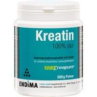 Endima Creapure Kreatin 100% Pulver Geschmacksneutral              Produktbild