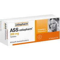 ASS-ratiopharm® 300 mg