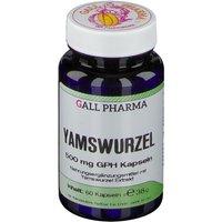 GALL PHARMA Yamswurzel 500 mg GPH Kapseln              Produktbild