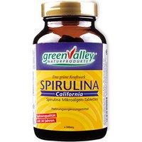 greenValley Earthrise Spirulina California              Produktbild