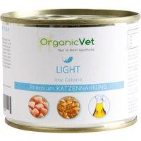 OrganicVet Katze Light low Calorie