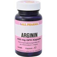 GALL PHARMA Arginin 400mg Gph Kapseln              Produktbild