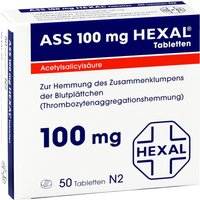 ASS 100 mg Hexal®